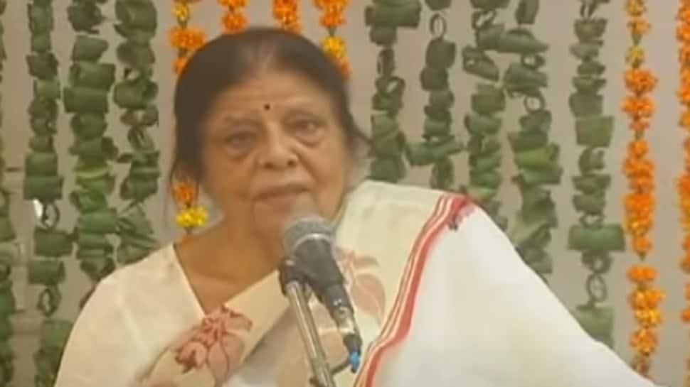 Begum Akhtar's pupil Shanti Hiranand dies at 87