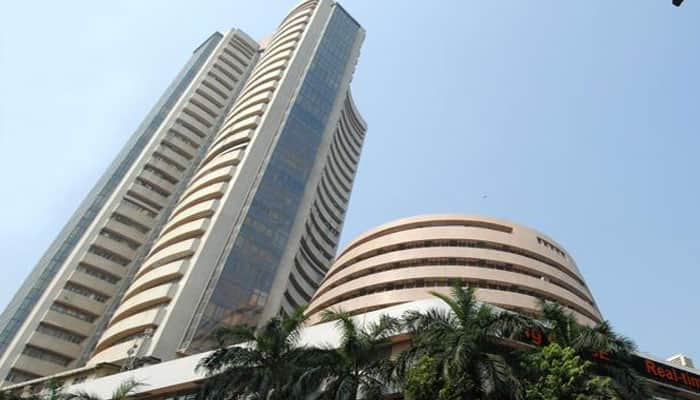 Sensex gains over 500 points, Nifty at 9,150