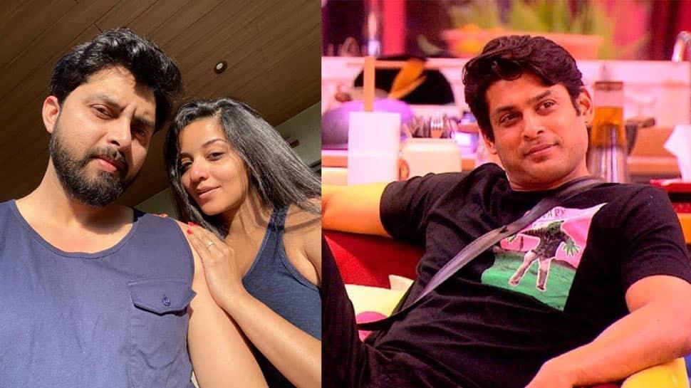 Here's why Monalisa feels her hubby Vikrant Singh is similar to 'Bigg Boss 13' winner Sidharth Shukla