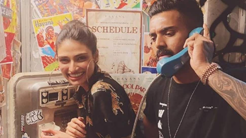 Bollywood News: On KL Rahul's birthday, rumoured girlfriend Athiya Shetty posts an adorable pic!