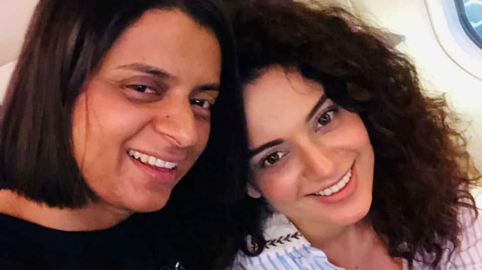 Bollywood news: Kangana Ranaut addresses controversy around sister Rangoli Chandel's Twitter suspension