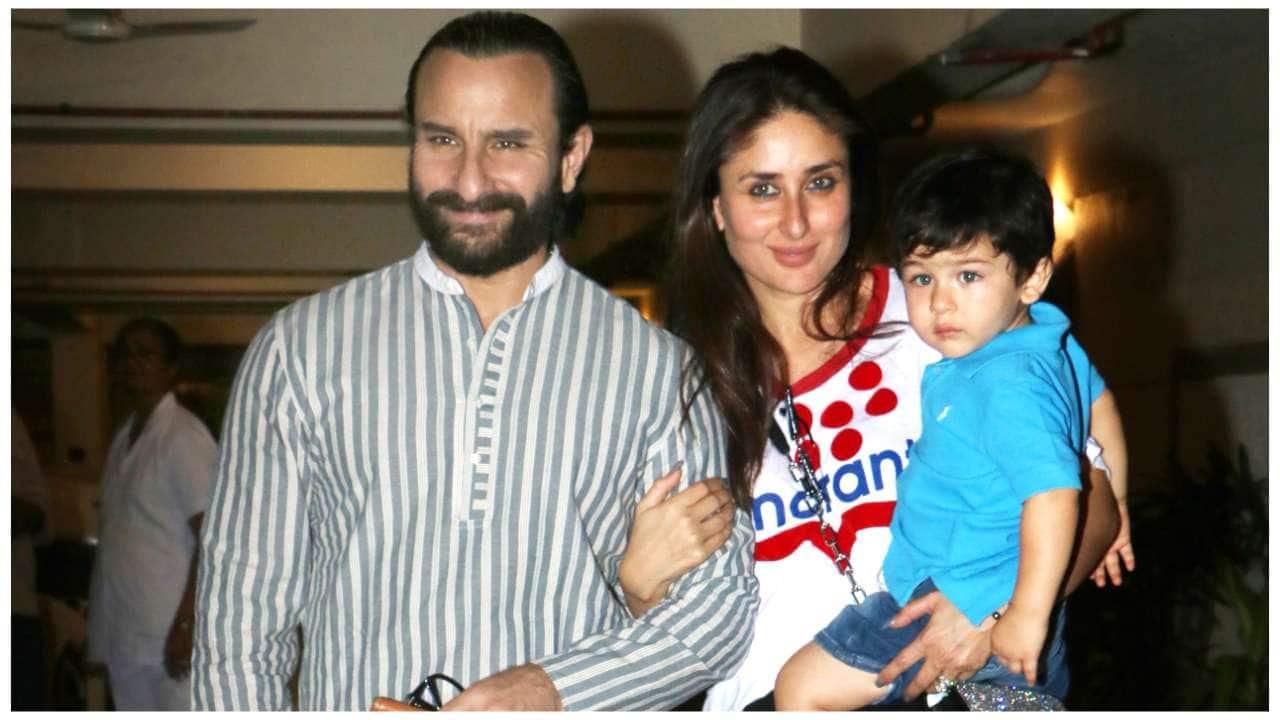 Bollywood news: Kareena Kapoor receives quarantine presents from hubby Saif, son Taimur