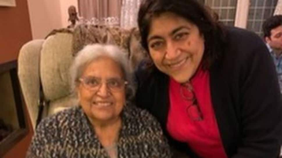 Filmmaker Gurinder Chadha's aunt dies of coronavirus in UK, 'no one from the family could be with her in her final moments,' she posts