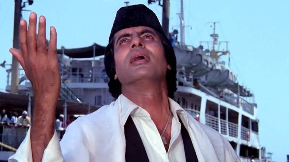 Amitabh Bachchan wishes 'Ramadan Mubarak' with his 'Coolie' throwback pic!
