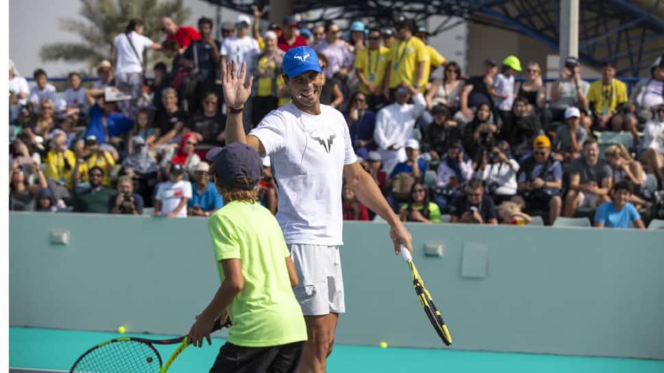 Rafael Nadal faces tough test at 'virtual' Madrid Open