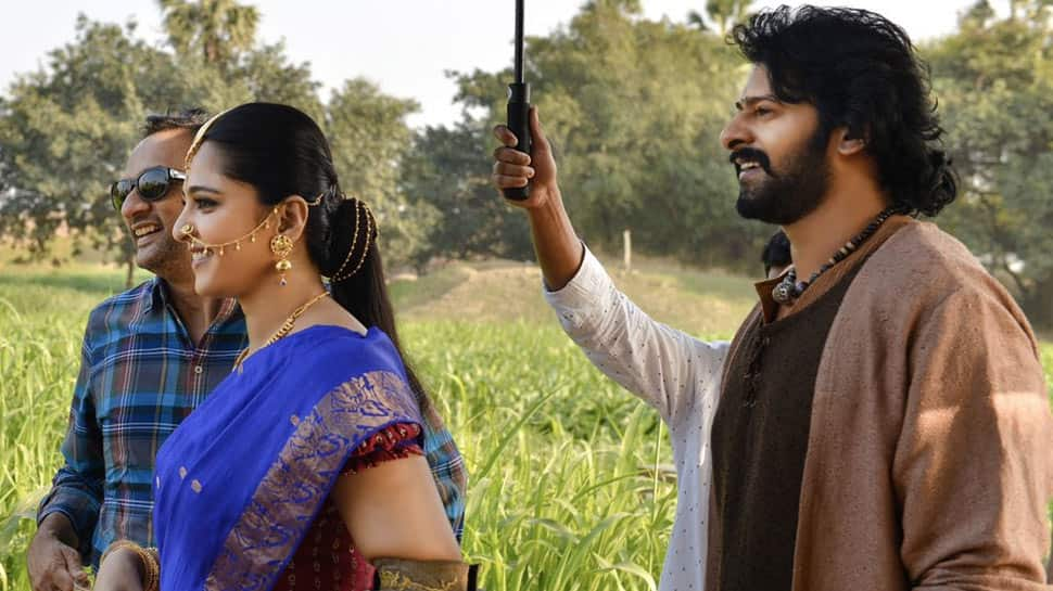 3 Years of Baahubali 2: These BTS pics of Prabhas, Anushka Shetty, Tamannaah Bhatia from SS Rajamouli`s `Ba... thumbnail