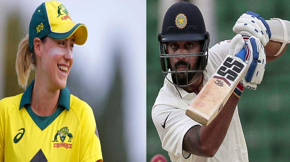 Murali Vijay asks Ellyse Perry for dinner, Australian woman cricketer gives hilarious reply thumbnail