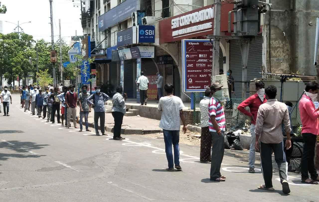 Day 43 of lockdown in India