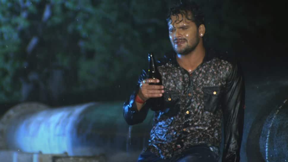 Khesari Lal Yadav-Rani Chatterjee's Bhojpuri heartbreak song 'Dushman Banal Zamana' goes viral - Watch