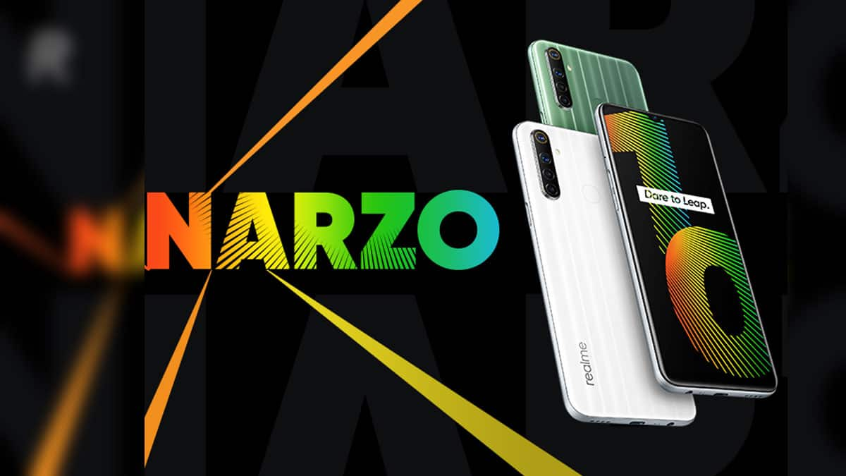 Realme Narzo 10, Narzo 10A launched in India: Price, specs and more