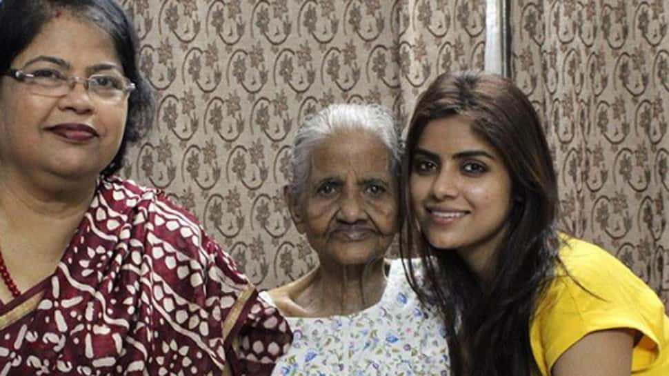TV actress Sayantani Ghosh pens heartfelt note on grandmother's demise, regrets not meeting her one last time