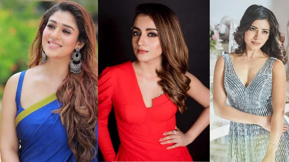 From Anushka Shetty, Nayanthara to Samantha Ruth Prabhu, Trisha Krishnan - these top south actresses are all-time fan favourites!