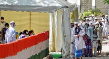 400 Tablighi Jamaat members quizzed at their bases in Delhi, quarantine centers