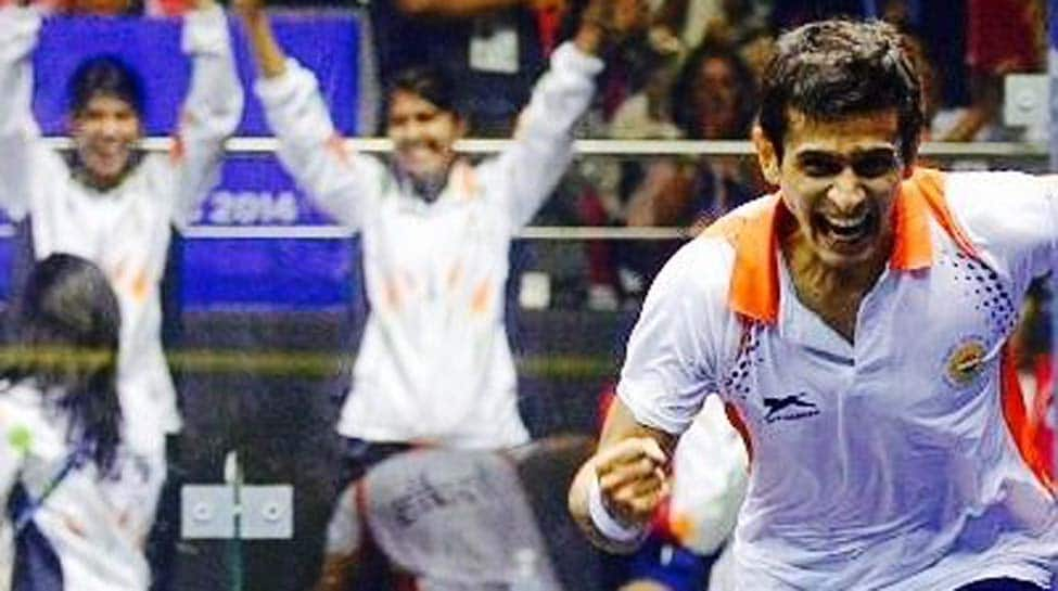 Social distancing impossible during a squash match: Saurav Ghosal