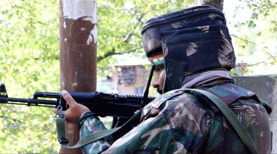 Encounter underway between security forces, terrorists in Jammu and Kashmir's Doda