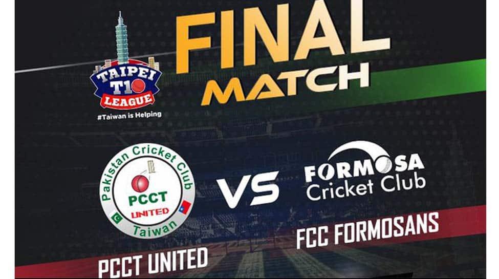 Taipei T10 League 2020, Final: PCCT United beat FCC Formosans to clinch title