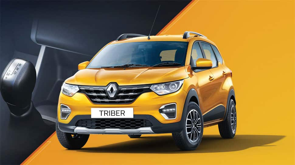 Renault Triber AMT launched in India, prices start at Rs 6.18 lakh