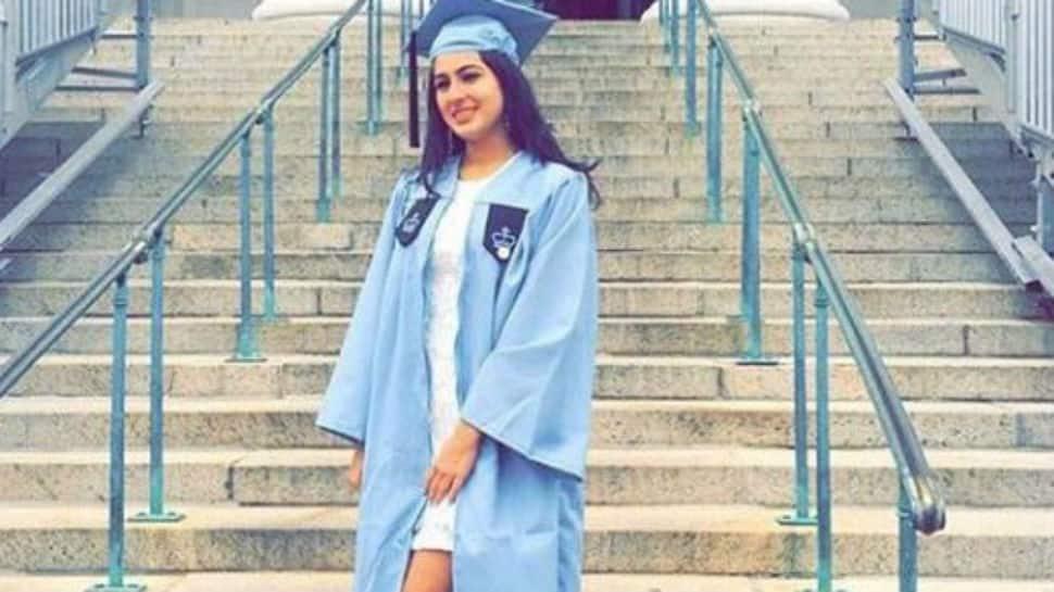 Sara Ali Khan gets nostalgic as she remembers her graduation day at Columbia University