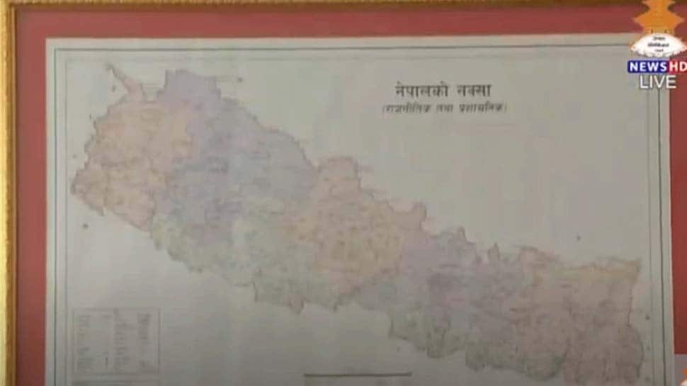 India rejects Nepal's new map, calls for respect of sovereignty