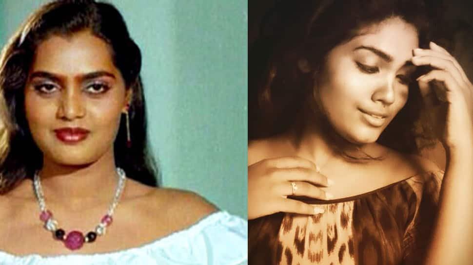 Viral: South siren Silk Smitha's lookalike Thara RK is a TikTok sensation - Watch
