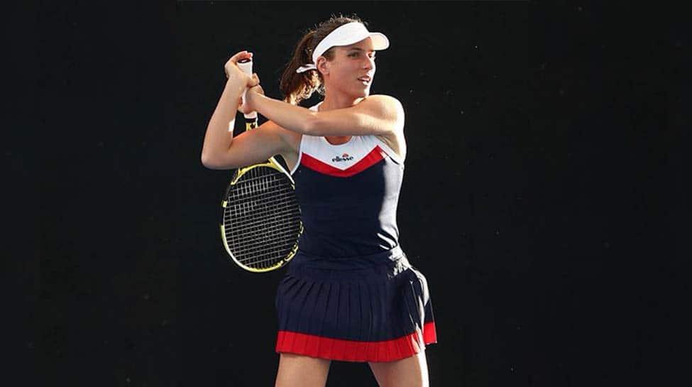British No.1 Johanna Konta backs idea of ATP, WTA merger