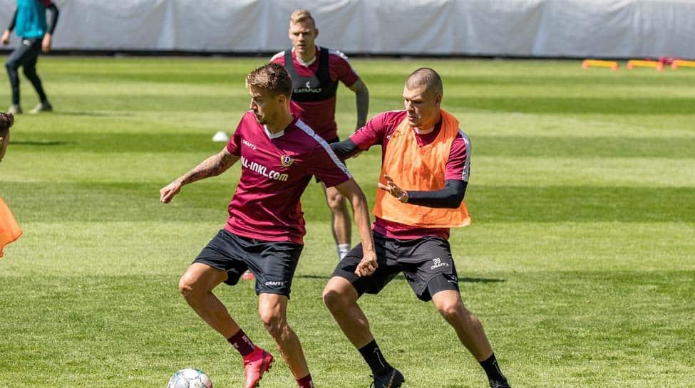 Bundesliga: Another player of Dynamo Dresden tests positive for coronavirus
