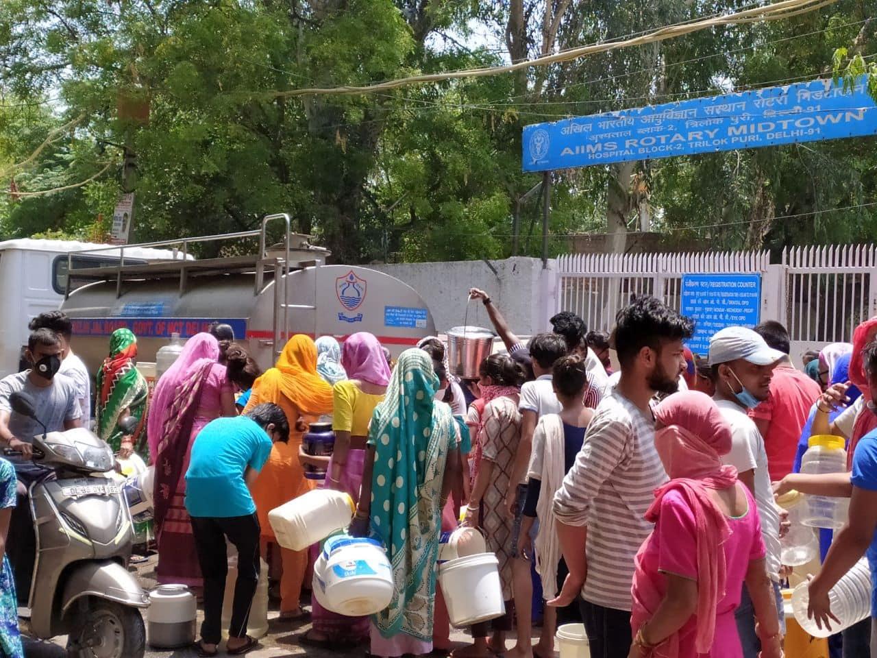 India lockdown amid coronavirus scare