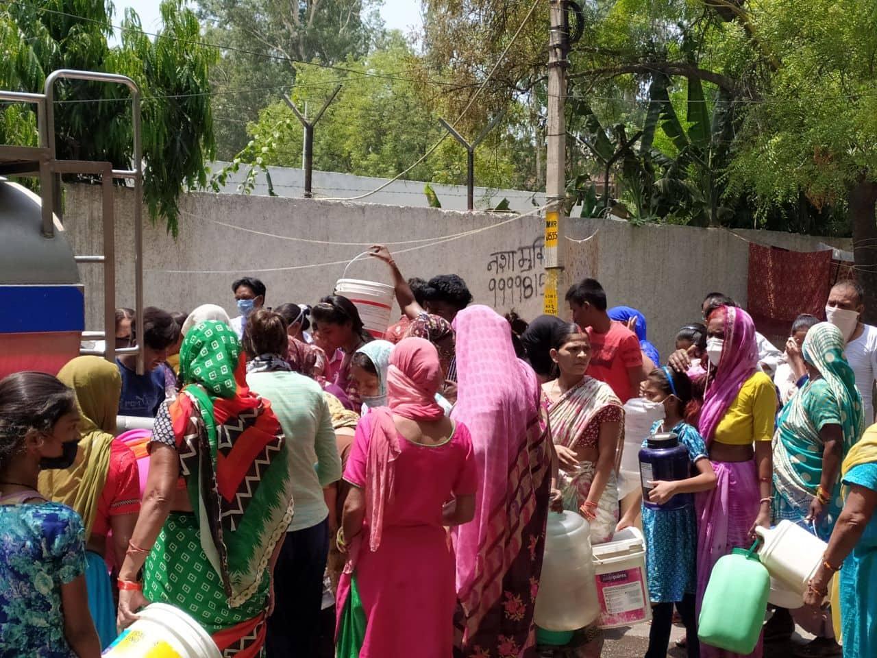 Lockdown in India
