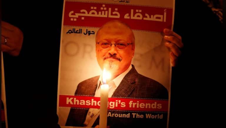 Saudi journalist Jamal Khashoggi's family pardons his killers