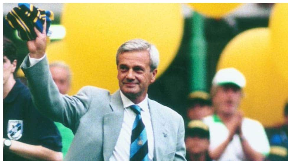 Former Inter Milan coach Luigi Simoni dies aged 81