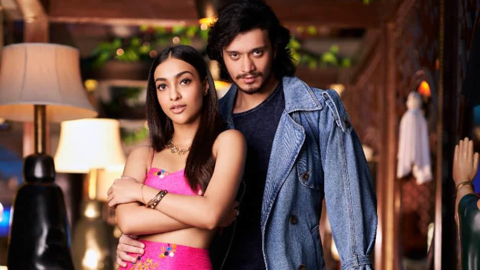 Bollywood News: Salman Khan unveils 'Bad Boy' first look poster introducing Mithun Chakraborty's son Namashi and Amrin Qureshi