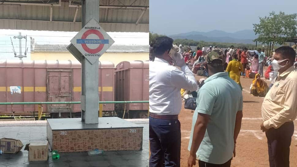 Railways left red faced as Gorakhpur-bound Shramik train reaches Rourkela
