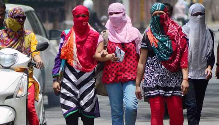 Delhi witnesses hottest day, temperature crosses 45-degree Celsius mark