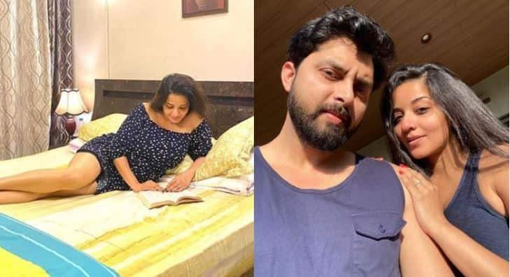 Bhojpuri bombshell Monalisa and husband Vikrant's 'quarantine life' is all about dance and fun
