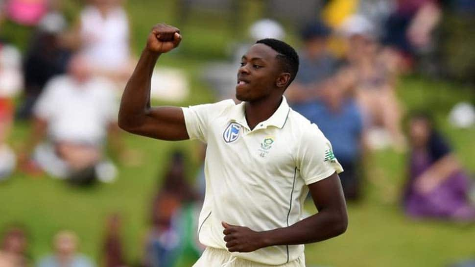 Born May 25, 1995: Kagiso Rabada, South African fast bowler