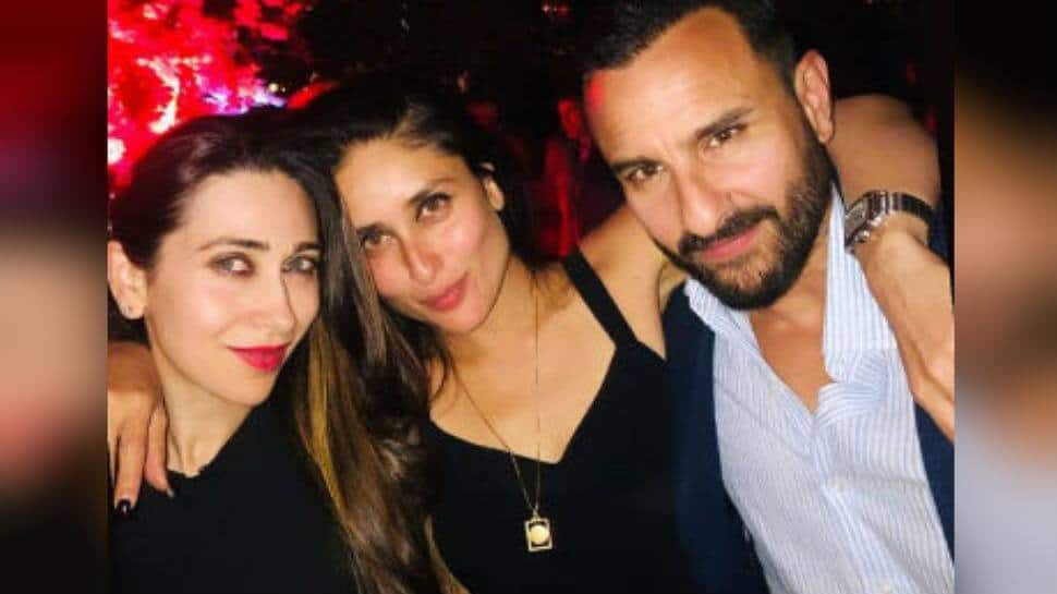 Inside Kareena Kapoor, Saif Ali Khan and Karisma's 'insane lunch' on Eid