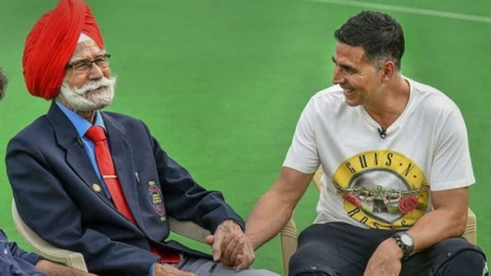 Akshay Kumar mourns demise of hockey legend Balbir Singh Senior