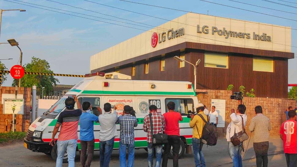 Visakhapatnam gas leak case: Andhra High Court orders seizure of LG Polymers plant