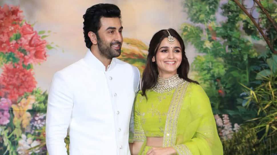 Entertainment News: Ranbir Kapoor, Alia Bhatt's unseen dance rehearsal pics from Armaan Jain's wedding hit internet!
