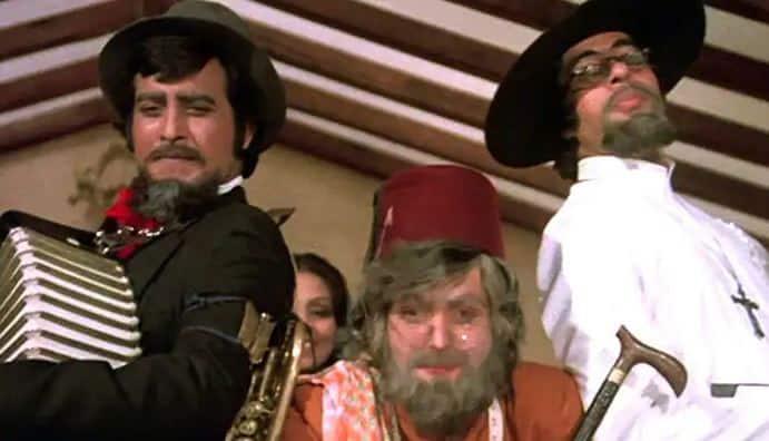 Amitabh Bachchan: 'Amar Akbar Anthony' would beat 'Baahubali 2' gross, inflation-adjusted