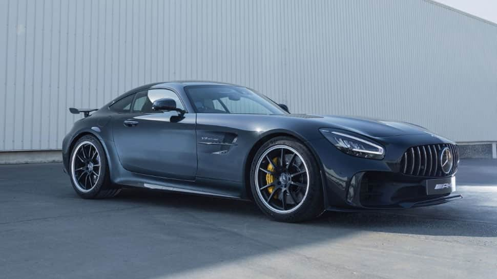 Mercedes-Benz launches AMG C 63 Coupe, AMG GT R Coupe in India