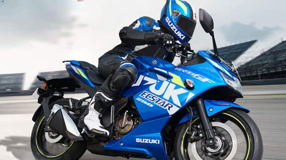 Suzuki Motorcycle launches BS6 compliant GIXXER SF 250 and GIXXER 250 in India