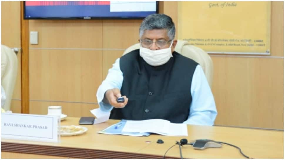 Ravi Shankar Prasad launches India's National Artificial Intelligence Portal