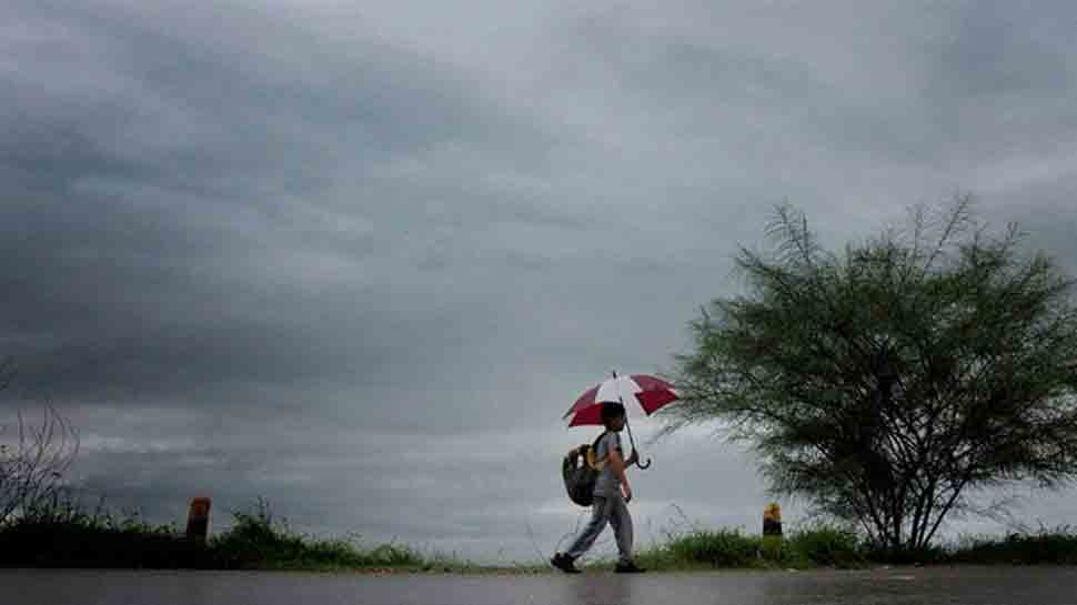Monsoon arrives in Kerala right on time, rainfall lashes Thiruvananthapuram, says IMD
