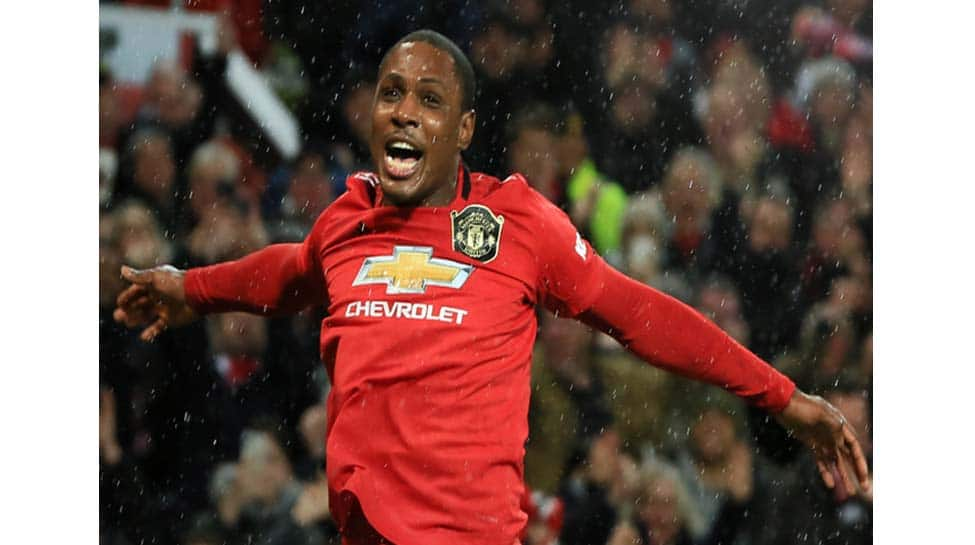 Manchester United extend loan deal of Odion Ighalo till January 2021