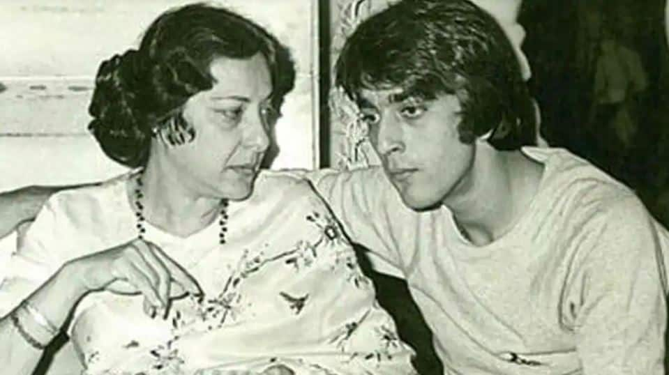 Entertainment news: Sanjay Dutt's tribute to 'best mother' Nargis on her birth anniversary