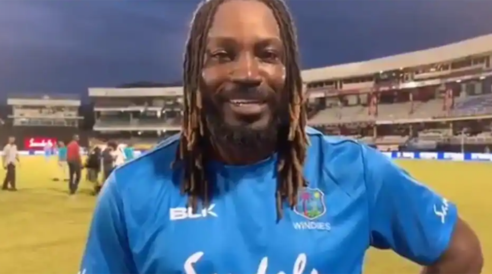 Racism is not only in football, it exists in cricket too, claims Chris Gayle