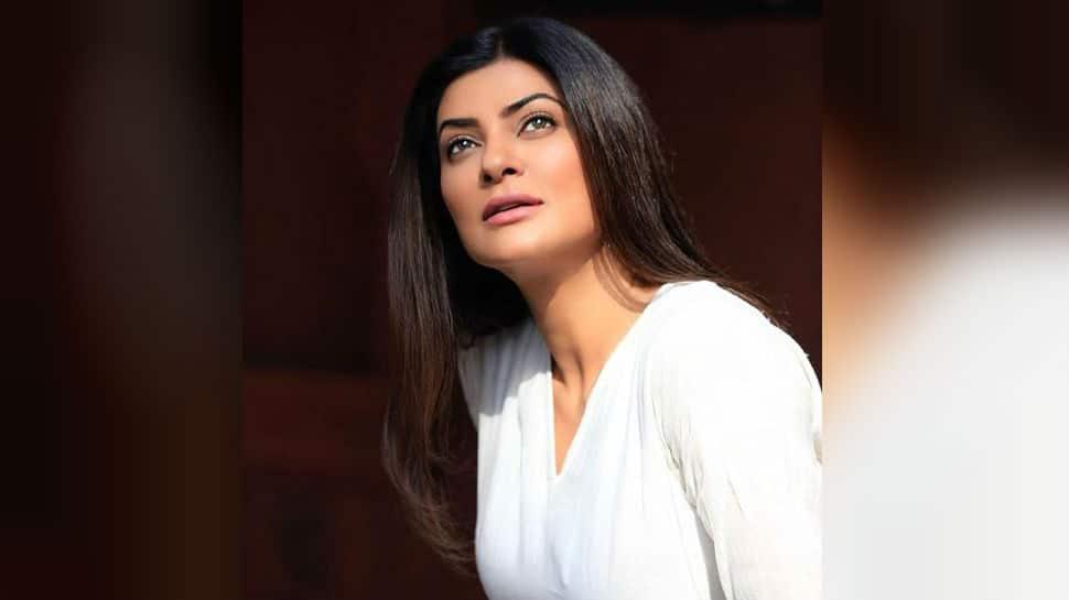 'Aarya' first look: Sushmita Sen returns to screen, to make digital debut soon