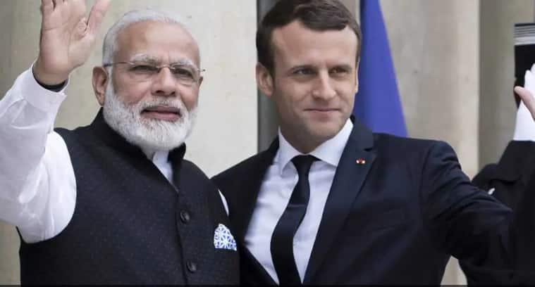 French President Macron Conveys His Condolence Solidarity With Pm Modi On Cyclone Amphan India News Zee News