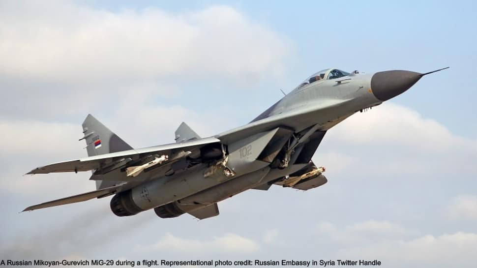Syrian forces start flying Russian-supplied Mikoyan-Gurevich MiG ...